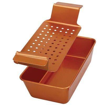 Tristar Prod COPPER CHEF LOAF PAN (9-5 Inch Non Stick Copper Ware Pan)