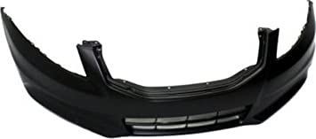 Front BUMPER COVER Primed for 2011-2012 Honda Accord