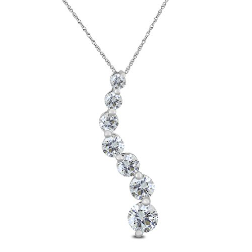 ags-certified-1-2-carat-tw-diamond-journey-pendant-in-10k-white-gold-k-l-color-i2-i3-clarity