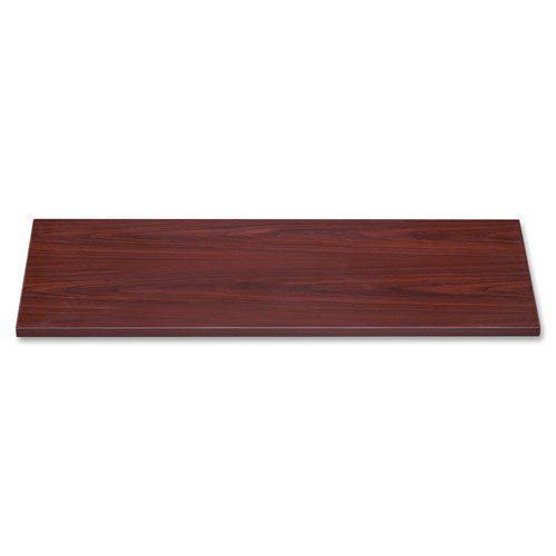 Lateral File Top, 42''x18-5/8''x1'', Mahogany, Sold as 1 Each - Lorell Lateral File Top, 42''x18-5/8''x1'', Mahogany by Lorell