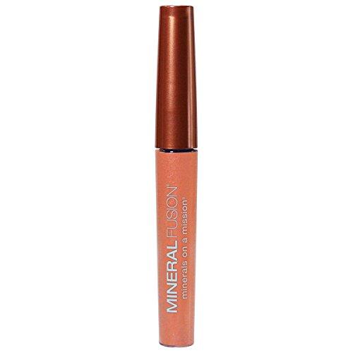Mineral Fusion Lip Gloss, Clarity, .135 Ounce
