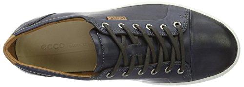ECCO Herren Soft 7 Fashion Sneaker Mondloses Premium-Leder