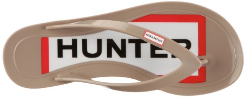 Hunter Femme W24547 tr sw264 Edgecomb Sandales Beige CqCHwSrx