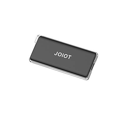 JOIOT 500G Portable External SSD USB C - Up to 500MB/s, USB 3.1 Flash Drive External Solid State Drive, Portable SSD Type A to C Cable for PC/Laptop/Mac/Android/Linux