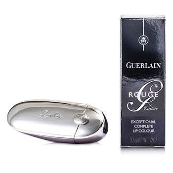 Guerlain Rouge G De Guerlain Exceptional Complete Lipstick, Gaetane, 0.12 Ounce by Guerlain
