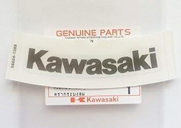 """KAWASAKI Marco"""" 80mm Parabrisas Pegatina Insignia Logo ..."""