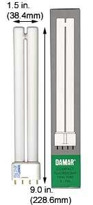 Compact Fluorescent Bulbs F18LTT/4P/830/9'' ECO (Case of 10)