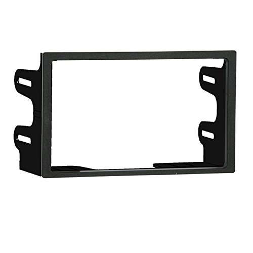 Metra 95-9012 Double DIN Installation Dash Kit for Select 1999-2006 Volkswagen Golf, GTI, Jetta, and Passat
