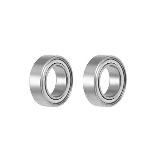 Double Metal Shielded Ball Bearings Mr106z Mr106zz 6x10x3 mm