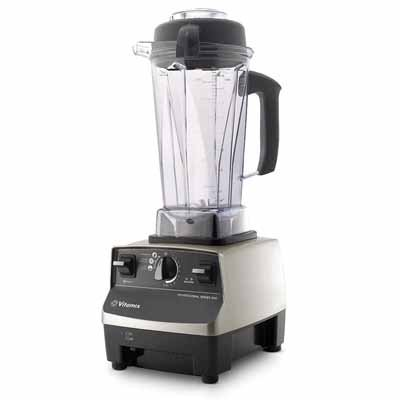 Vitamix Standard Programs Blender, Professional-Grade, 64oz. Container, Platinum(Renewed) (Clean Vitamins)