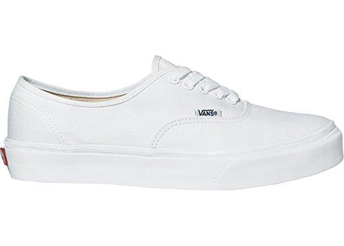 True Basses Baskets Vans White Authentic Homme U 7BqFqS