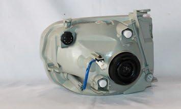 TYC 20-6658-00 Toyota Tundra Driver Side Headlight Assembly