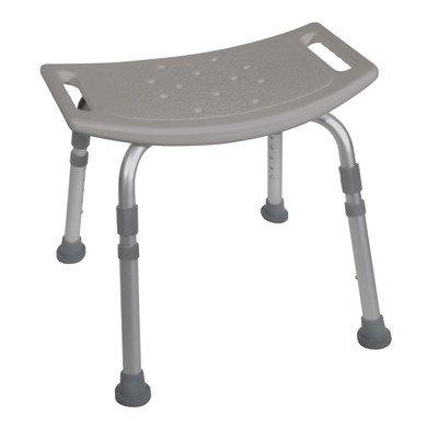 Bath bench w/o back, kd, 1 ea by Fabrication