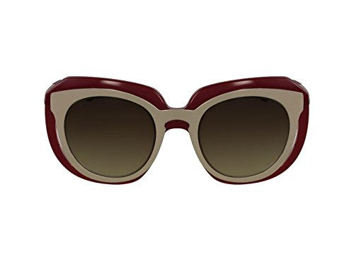 D&G Dolce & Gabbana Men's 0DG6104 Round Sunglasses, Pale Gold/Pink, 51 - D&g Pink Sunglasses