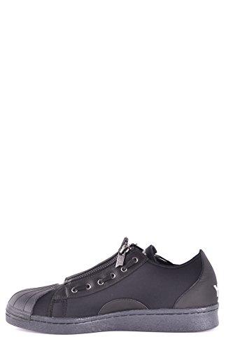Adidas Y-3 Yohji Yamamoto Mannen Mcbi009044o Zwarte Doek Sneakers