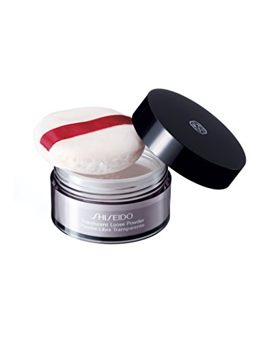 Shiseido Translucent Loose Powder, 0.63 Ounce (Makeup Powder The Loose Shiseido)