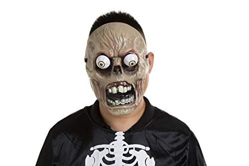 Guanyun Maks Halloween Scary Maks for Hair,Costume Party Props Mask -