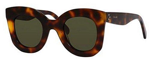 celine-41093-s-sunglass-005l-havana-1e-green-lens-46mm