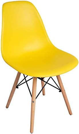 Regalos Miguel - Sillas Comedor - Silla Tower Basic - Amarillo ...