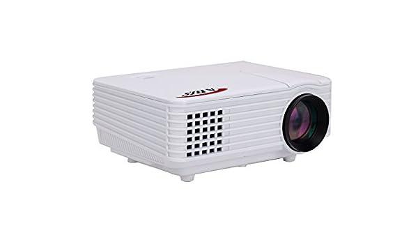 ABIS blanco HD900 proyector brundle con 213,36 cm pantalla ...