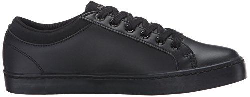 5 M 1 Kids BL US Sneaker Straightset Lacoste SPJ Black Big 5 Kid Unisex 1Sqfwax8