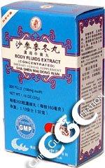 Body Fluid Extract (Sha Shen Mai Dong Wan) 200 Pills X 12