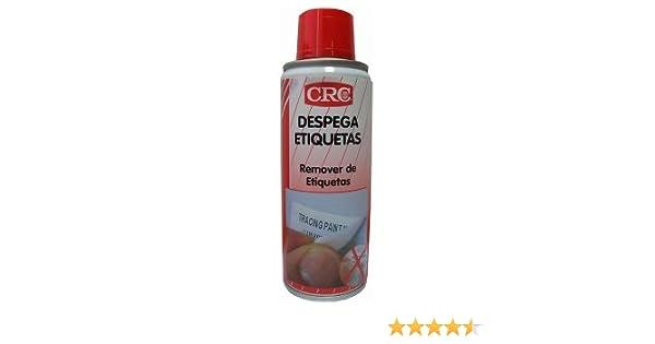 CRC 30107-AA - Quimico Brico Home Despega Etiquetas 200 Ml: Amazon.es: Bricolaje y herramientas