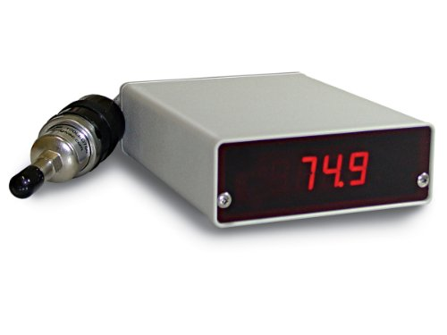 DigiVac Model 2L760 - Vacuum Controller with Piezo Sensor