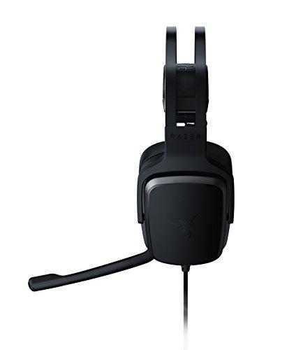 Razer Tiamat 2.2 V2 - Analog Gaming Headset - In-Ear Double Subwoofer Drivers - 7.1 Virtual Surround Sound (RZ04-02080100-R3U1)