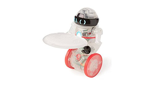 WowWee - Coder MiP The STEM-Based Toy Robot - Transparent by WowWee (Image #3)