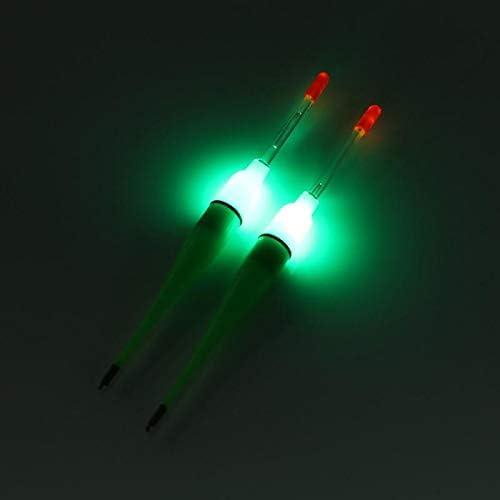 1pc LED Electronic Fishing Float Luminous Fishing Buoy Night Fishing Tac Y.ju