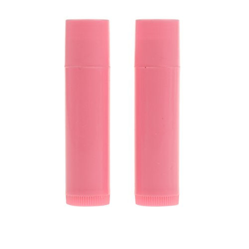 MagiDeal Empty Plastic Lipstick Containers