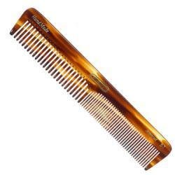 Kent The Handmade Comb – 175 mm Coarse and Fine Toothed Comb Sawcut 5T