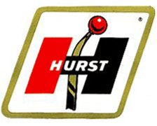 Hurst Shifters Old Decal 5