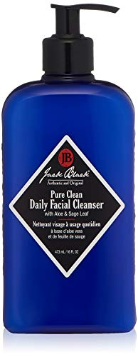 - Jack Black Pure Clean Daily Facial Cleanser, 16 fl. oz.
