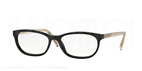 Burberry Eyeglasses BE2180 3507 Black 54 16 140