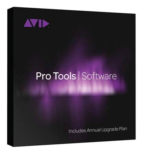 Avid Multitrack Recording Software (99357182600) by Avid