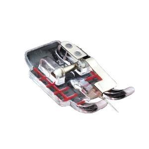 """Cutex (TM) Brand 1/4"""" Clear Stitch-In-Ditch Foot #4129274-46 For Husqvarna Viking Sewing Machine - $19.95"""
