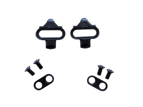Spinning Cleats - Clipless Pedal Bike Cleats, Great for Spinning (Bike Clip)