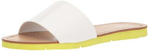 Sandal ALDO Flat Sandal Womens Gwayni Womens Flat Gwayni ALDO White A05qPI