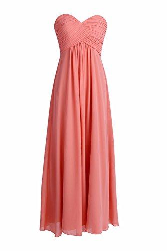 YiZYiF Elegant Damen Kleider lange Abendkleid festliche Hochzeit ...