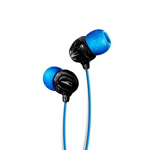 H2O Audio Waterproof, Sport Surge+ (SG8-BK-NRL) H20 Audio Waterproof Headphones