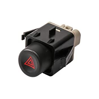 ACDelco 20929341 GM Original Equipment Ebony Hazard Warning Switch