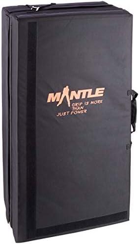 Mantle Fallschutzmatte Crash Pad - Crash Pads de Escalada ...