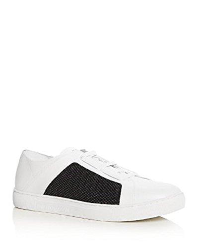 Emporio Armani Logo Pump Herren Sneaker White