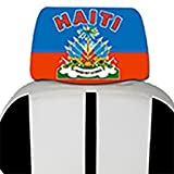 Haitian Car Cover Seat Flag 2 pcs- With, free iphone 6s case or Head band design in your flag color logo. Review