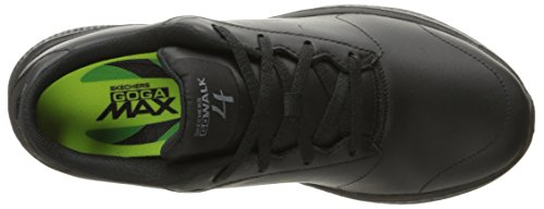 Skechers Performance Womens Go Walk 4 Nero Lussuoso