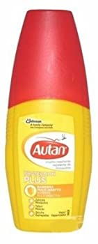 AUTAN FAMILY CARE Insect Repellent PROTECTION PLUS PUMP SPRAY (100 ml) (Pack of 2)
