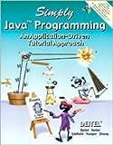 Simply Java Programming Publisher: Prentice Hall