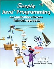 Simply Java Programming Publisher: Prentice Hall by